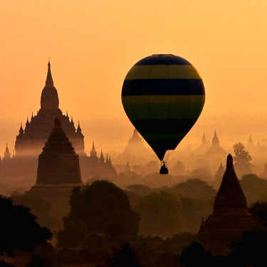 survol bagan
